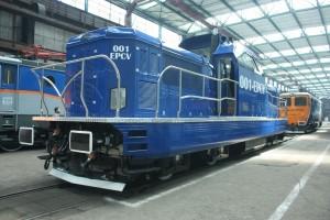 Locomotiva de manevră grea